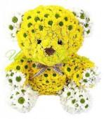 Игрушка из цветов 127
